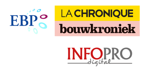 Logo EBP La Chronique Bouwkroniek Infopro digital.fw