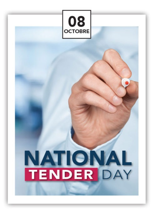 National Tender Day - 8/10/20